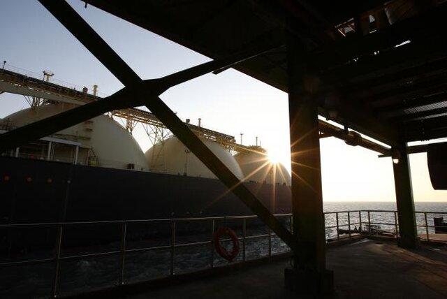 صادرات گاز در آمریکا متوقف شده است