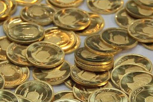 قیمت سکه ۵۰ هزارتومان افزایش یافت