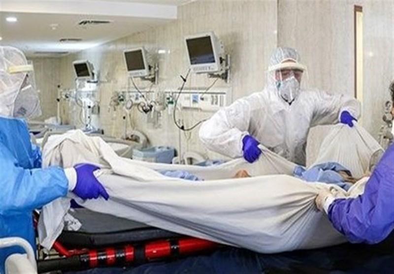 کاهش آمار بستریها و فوتیهای ناشی از کرونا در تهران