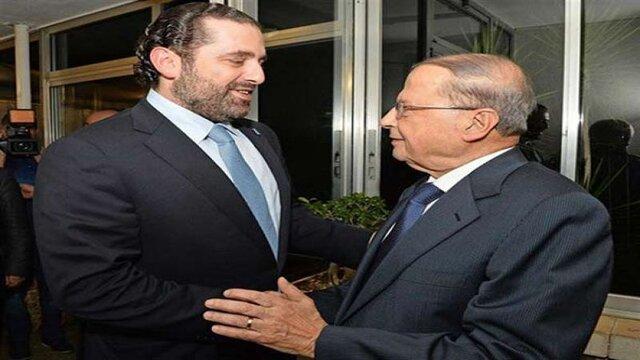 رئیسجمهور و نخست وزیر لبنان به مرحله