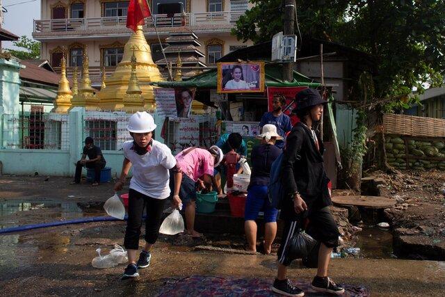 ارتش میانمار دسترسی به اینترنت را در این کشور محدود کرد