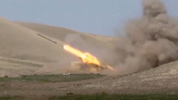 نظامیان ارمنستان از حداقل پنج شهر آذربایجان عقبنشینی کنند