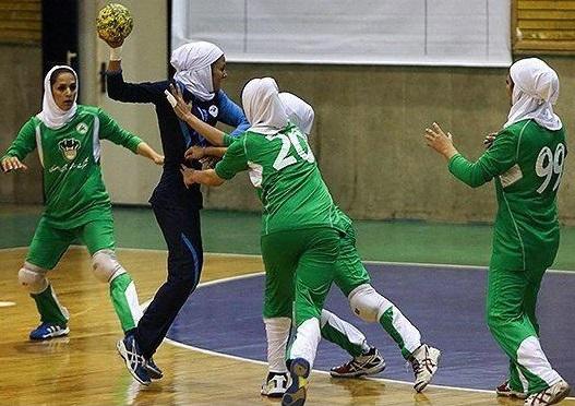 میزبانی هندبال بانوان آسیا به اردن داده شد