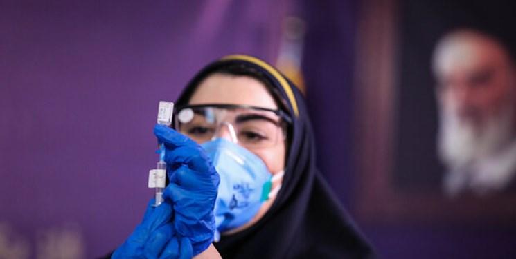 واکسیناسیون ۸۰ درصد از کادر درمان انجام شد