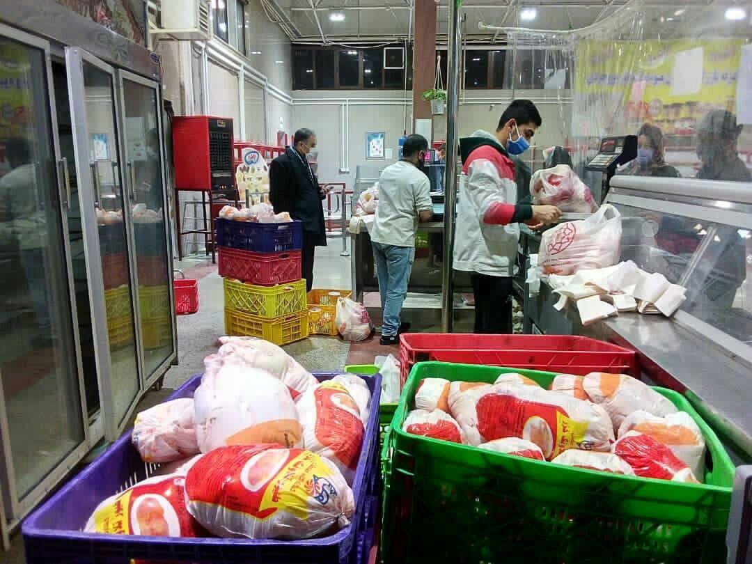 قیمت مرغ در آستانه ی کاهش است
