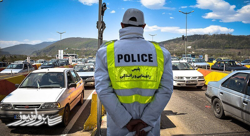 علاوه بر منع جاده ای، اجرای ممنوعیت تردد شبانه برای روزهای شنبه و یکشنبه