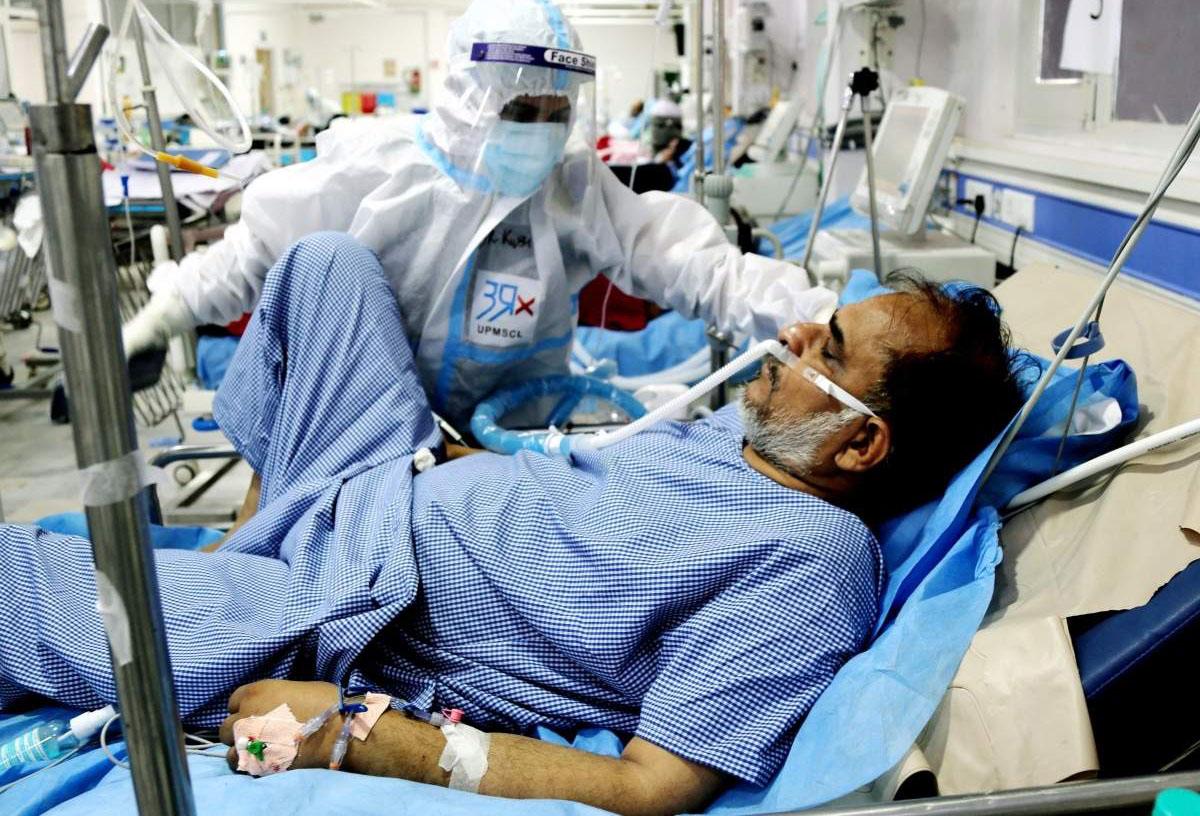 ابتلای هزاران بیمار بهبود یافته از کرونا در هند به قارچ سیاه