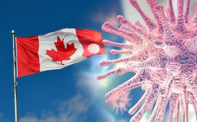 آمار روزانه ابتلا به کرونا در کانادا از 2000 نفر گذشت