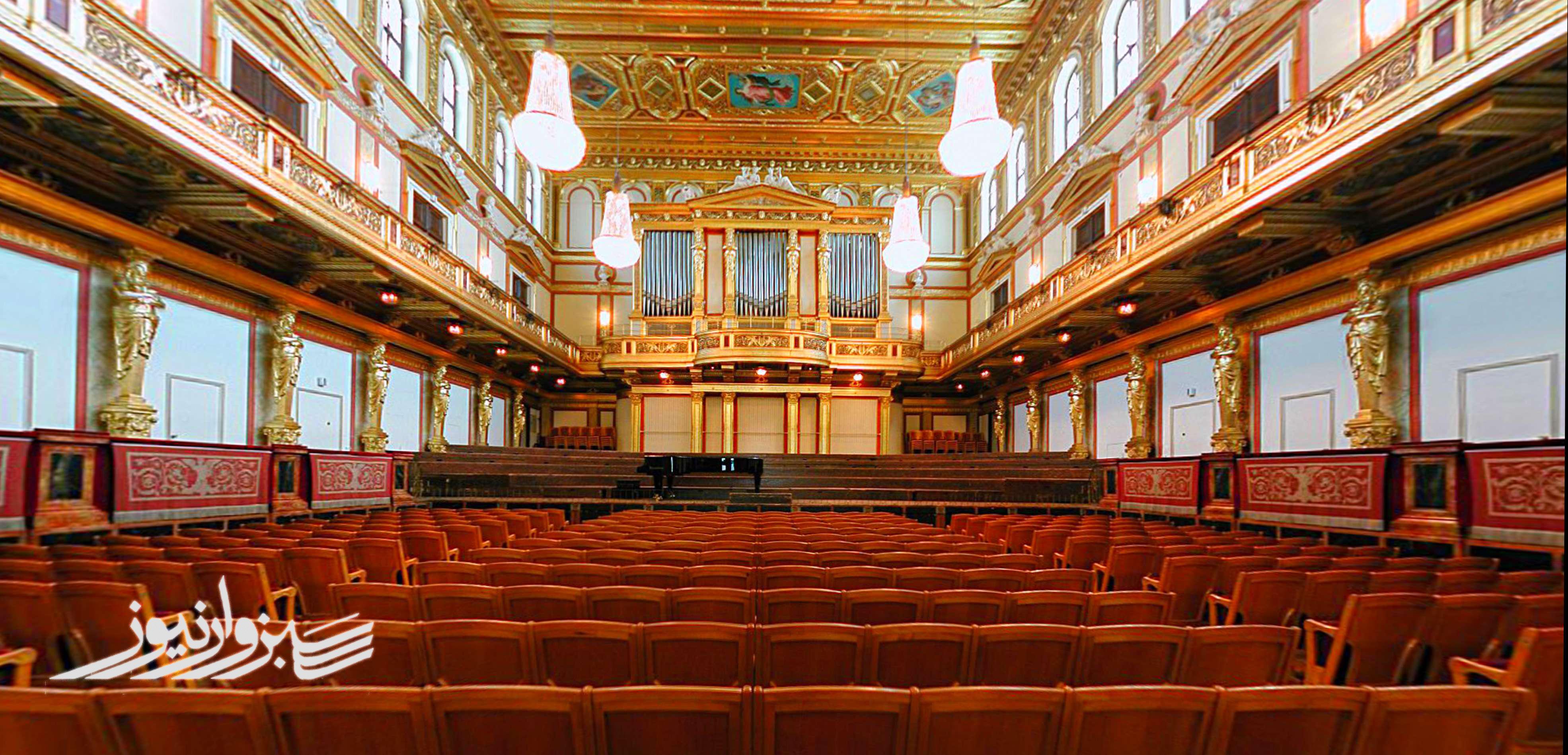 کنسرت سال نو ارکستر فیلارمونیک وین با پیام امید، صلح و برادری اجرا شد