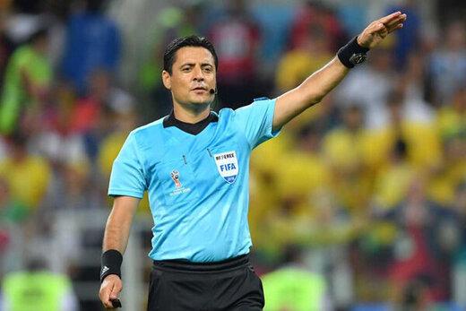 غیبت علیرضا فغانی در جام جهانی باشگاههای فیفا