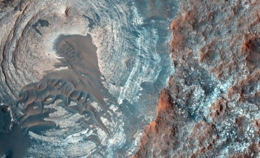 علت واقعی از دست دادن آب کره مریخ مشخص شد