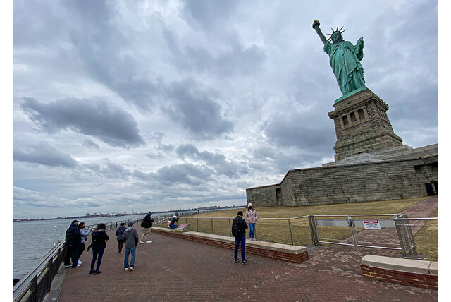 کرونا؛ فرصتی برای گردشگران نیویورکی