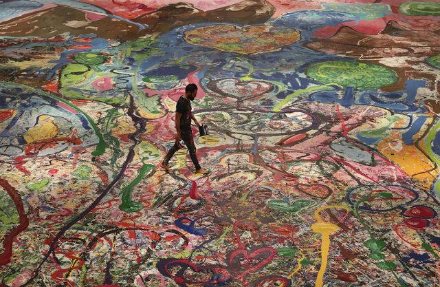 بزرگترین نقاشی جهان در یک حراجی فروخته شد