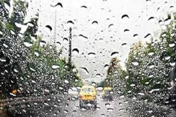 پاییز 99 و پیش بینی کمترین میزان بارش باران