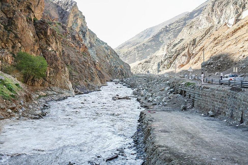 35 هزار کیلومتر از رودخانه های ایران حادثه خیز است