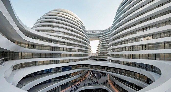 طراحی موزه علم و فناوری توسط بانوی معمار