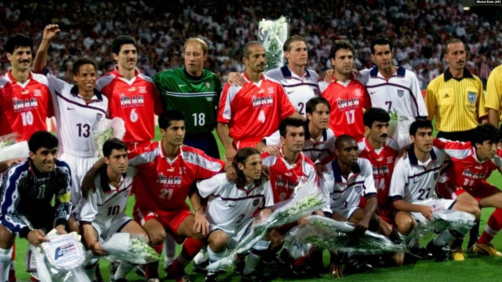 حوادث بازی ایران و آمریکا، سیاسیترین مسابقه در تاریخ جام جهانی