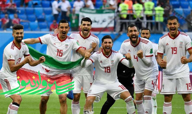 تیم ملی فوتبال ایران، صدرنشینی رده بندی فیفا را در آسیا از ژاپن پس گرفت