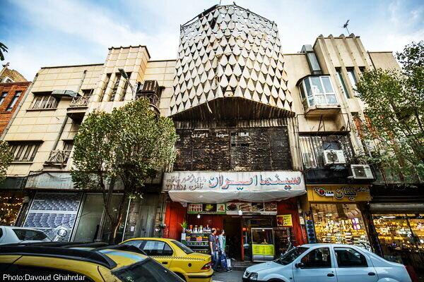 درخواست ثبت ملی همزمان ۱۸ سینمای لاله زار