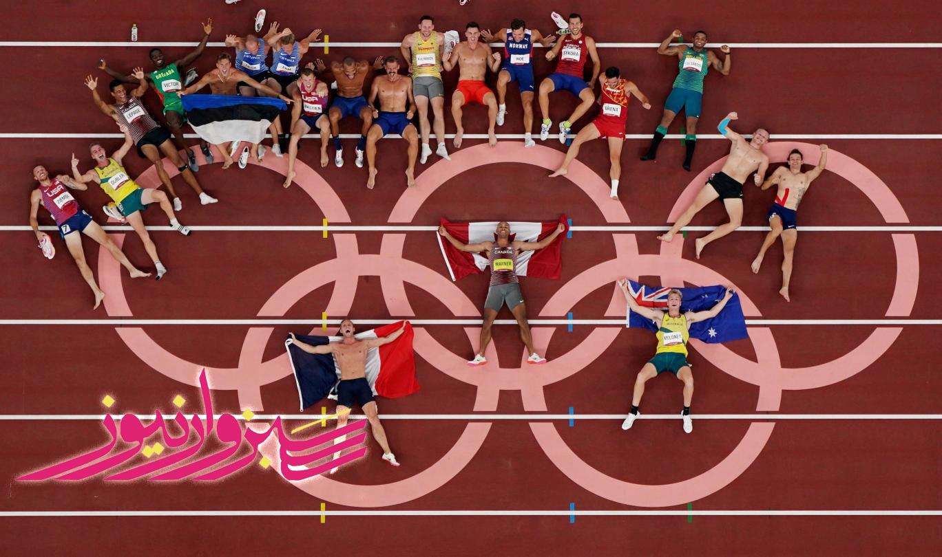 آمریکا با 113 مدال بهترین عنوان را در رقابت های المپیک 2020 از آن خود کرد