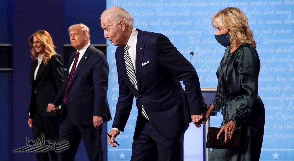 بایدن به اشتباه معاونش را «رئیس جمهور منتخب» خطاب کرد