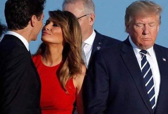 ترامپ: آمریکایی ها عاشق ظرافت همسرم هستند!