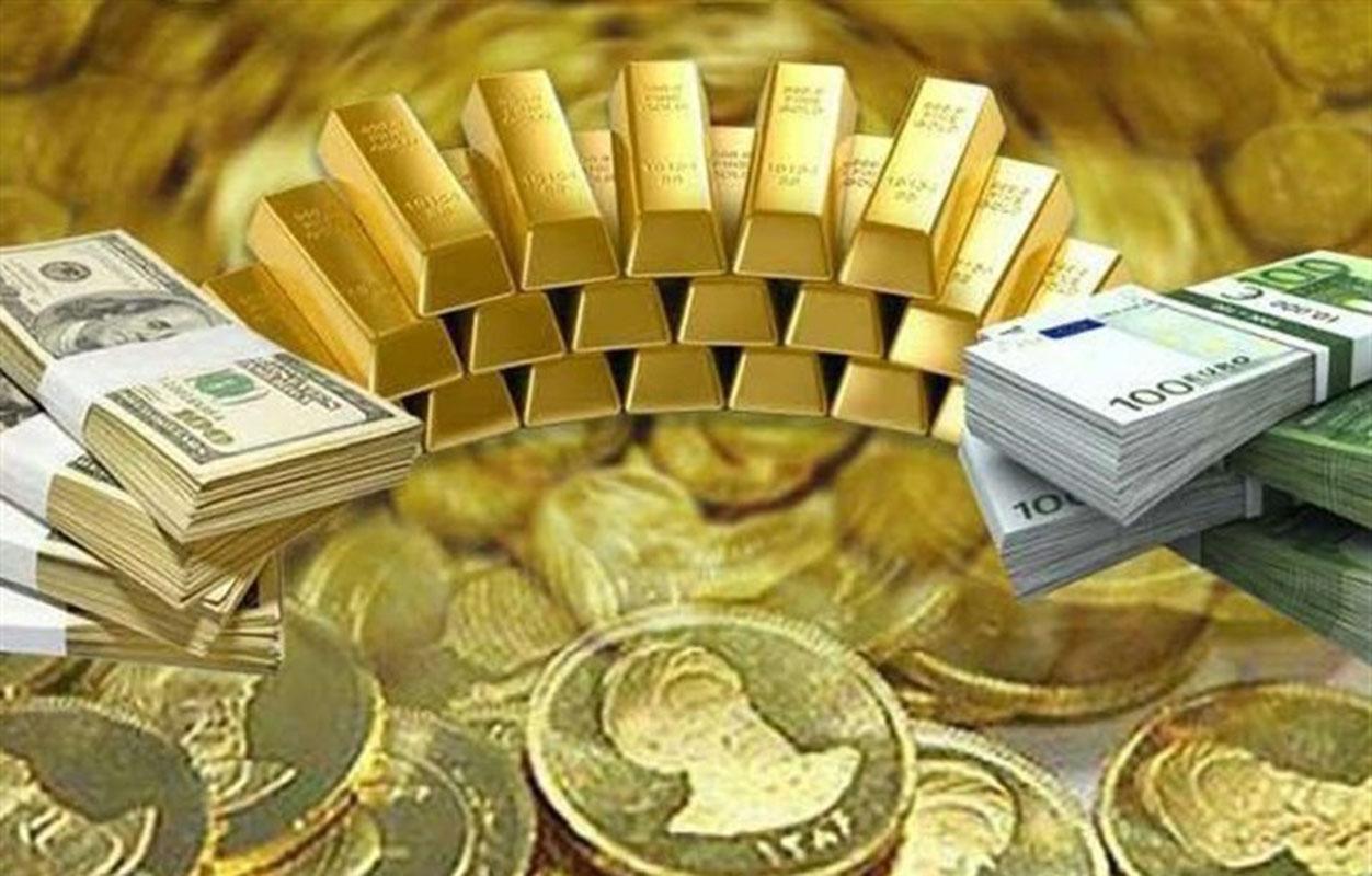 ادامه روند کاهش قیمت سکه و طلا در بازار مالی