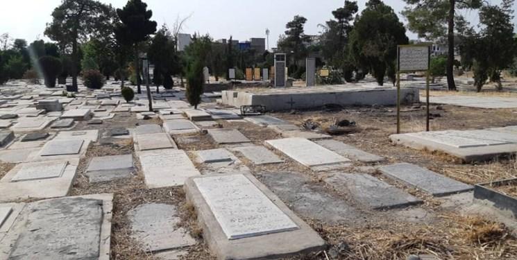 علت حرکت قبرها در گورستان ابنبابویه چیست؟