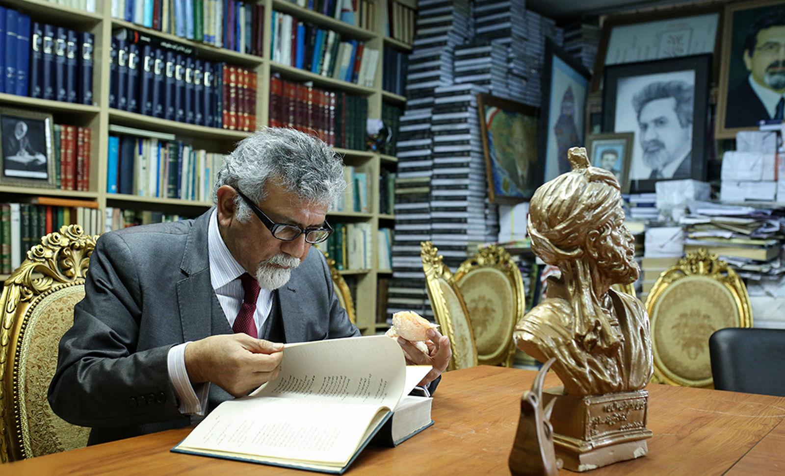 خاطرات من از ۲۸ مرداد ۱۳۳۲ به قلم شیوای پروفسور سیدحسن امین