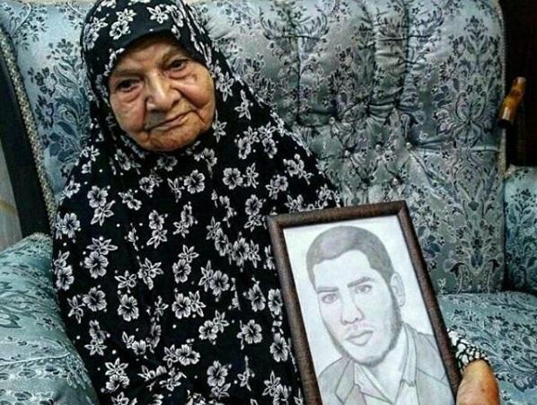 مادر گرانقدر شهید محمود بیاری به رحمت ایزدی پیوست