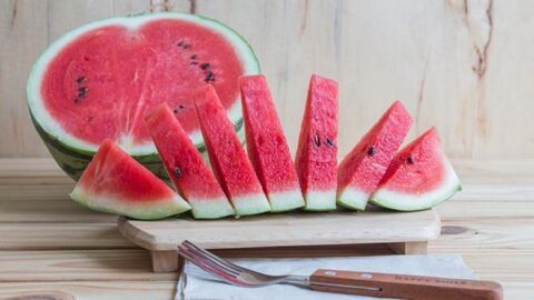 فواید اعجاب انگیز هندوانه در فصل گرما