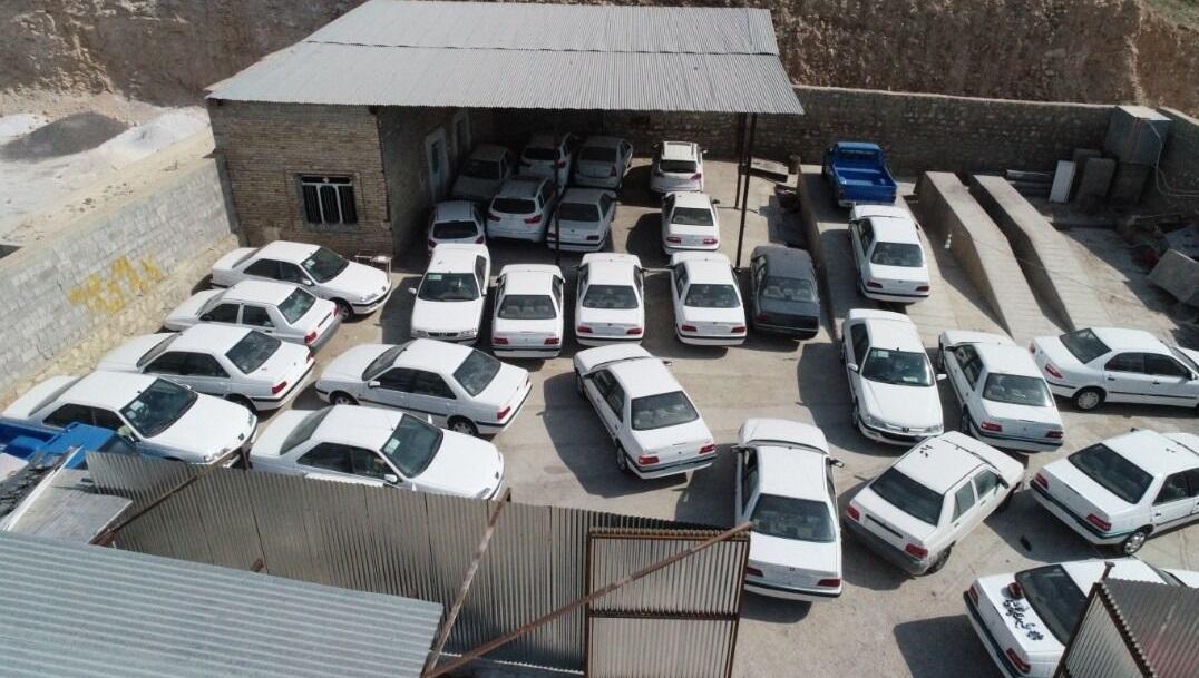 خودروهای احتکار شده با قیمت مصوب در خراسان رضوی فروخته می شود
