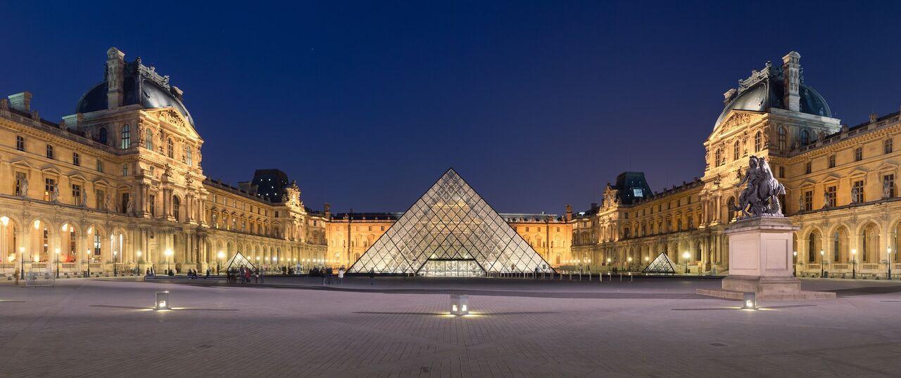 کاهش 70 درصدی بازدیدکنندگان موزه لوور پاریس