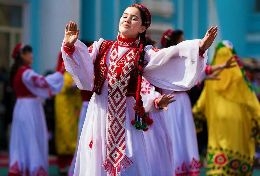 نوروز نماد وحدت در کشور تاجیکستان است