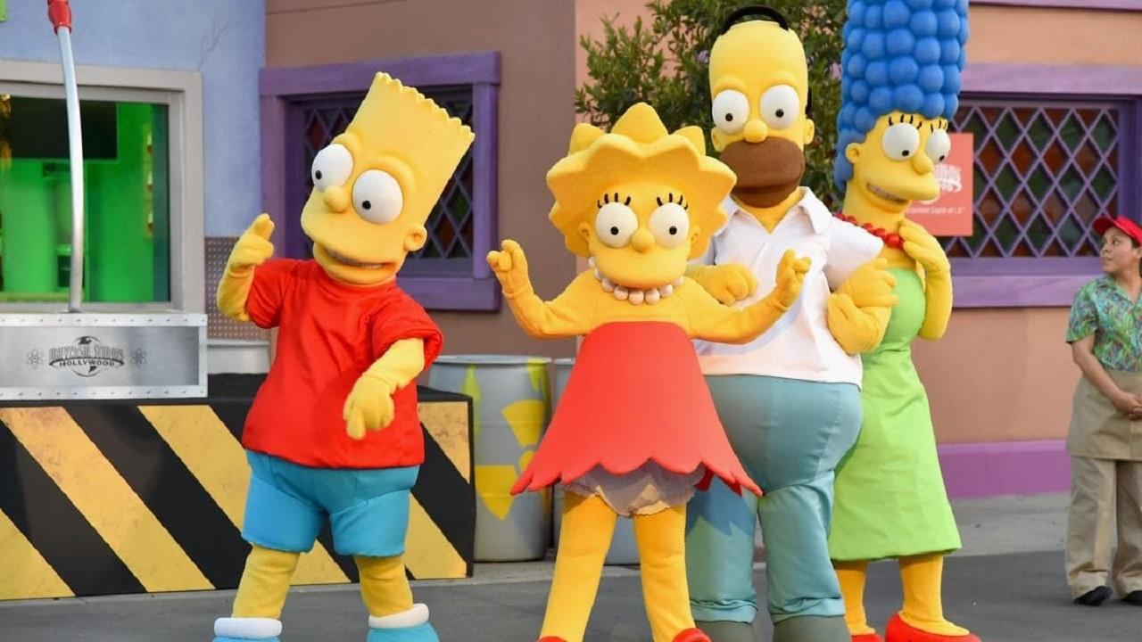 آینده را سیمپسونها پیشبینی میکنند!