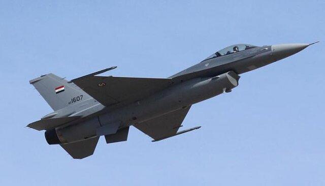 مواضع داعش توسط ارتش عراق مورد حمله قرار گرفت