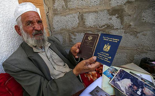 محافظ سابق یاسر عرفات پس از ۴۰ سال سودای وطن دارد