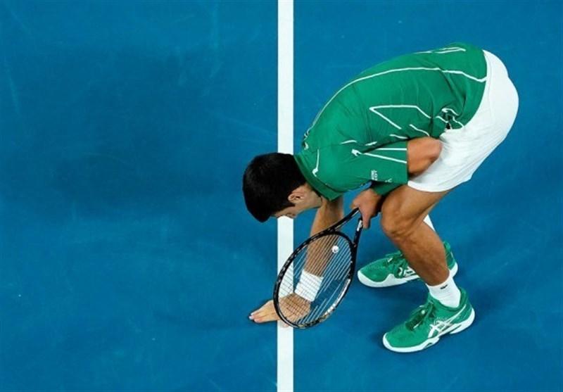 بهترین تنیسورهای جهان قرنطینه شد