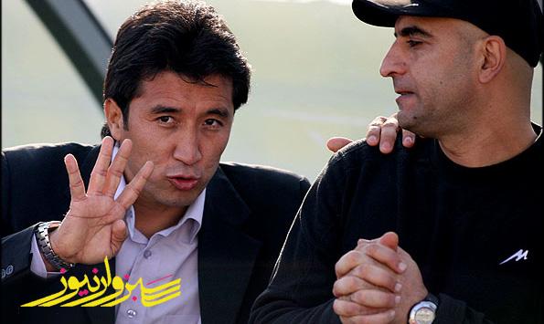 خداداد عزیزی: بر روی کاغذ می نویسم و امضا می کنم که AFC میزبانی به ایران نمی دهد!