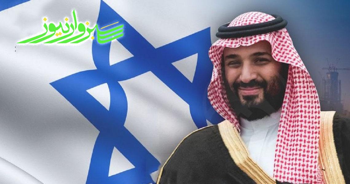 ولیعهد عربستان، خواستار مقابله شدیدتر رژیم صهیونیستی با ایران شد