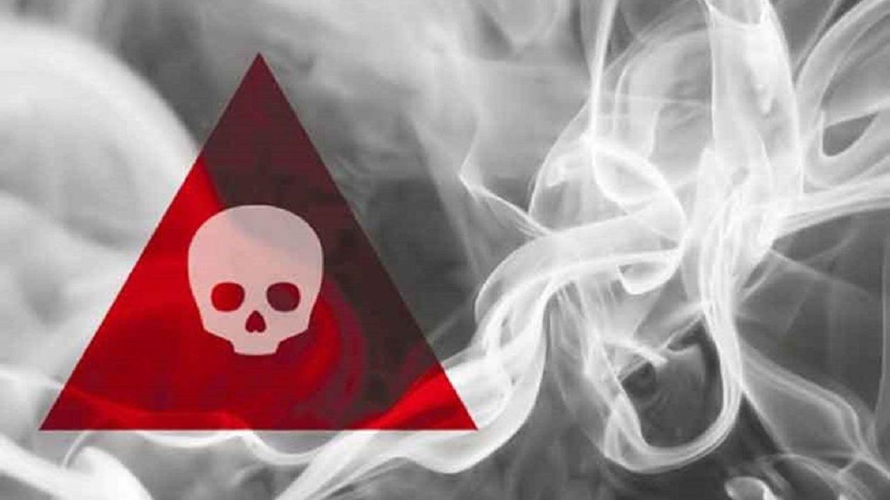 ۶۴۶ نفر براثر مسمومیت با گاز جان باختند