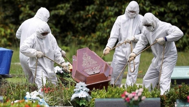 شمار قربانیان کروناویروس در آمریکا به 223 هزار و 711 نفر رسید