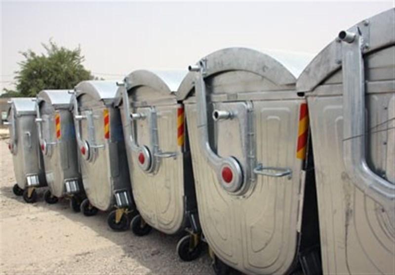افزایش باکسهای مکانیزه جمعآوری زباله در محله جعفرآباد
