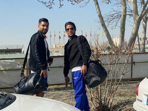 مهدی قائدی بالاخره به تمرین استقلال برگشت