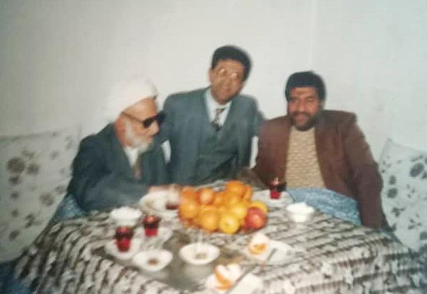 یادی از محمدی مدرس سبزواری