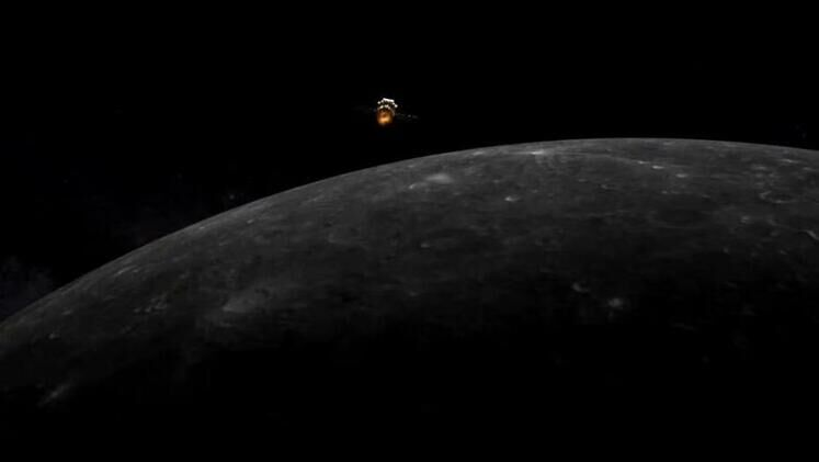 ورود موفق کاوشگر چینی به مدار ماه