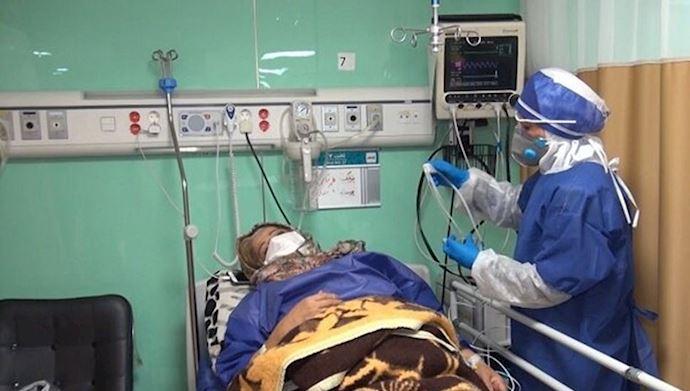 فوت ۹۶ بیمار کووید-19 در کشور