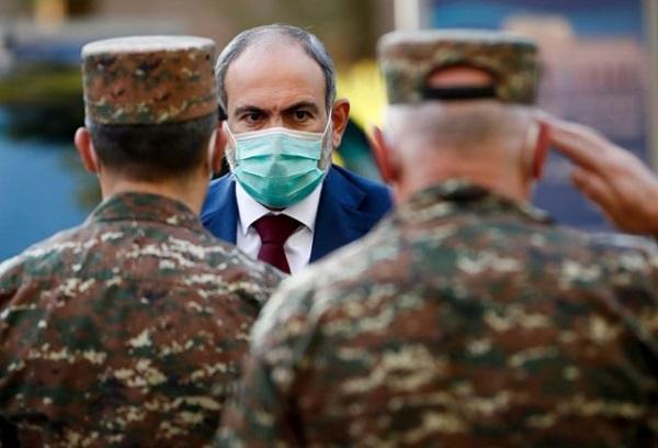 پایشینیان: به اصرار ارتش، موافقت نامه صلح را امضا کردم
