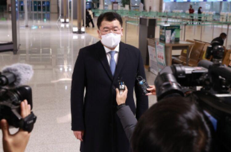 مقام کرهای خواستار کمک قطر در رفع توقیف کشتی شد