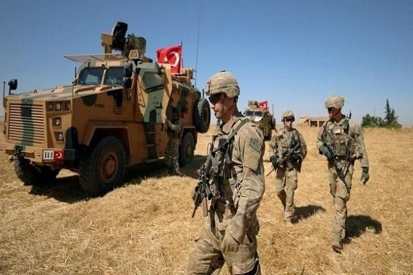 نظامیان ترکیه آخرین مقر خود را در حلب  تخلیه کردند